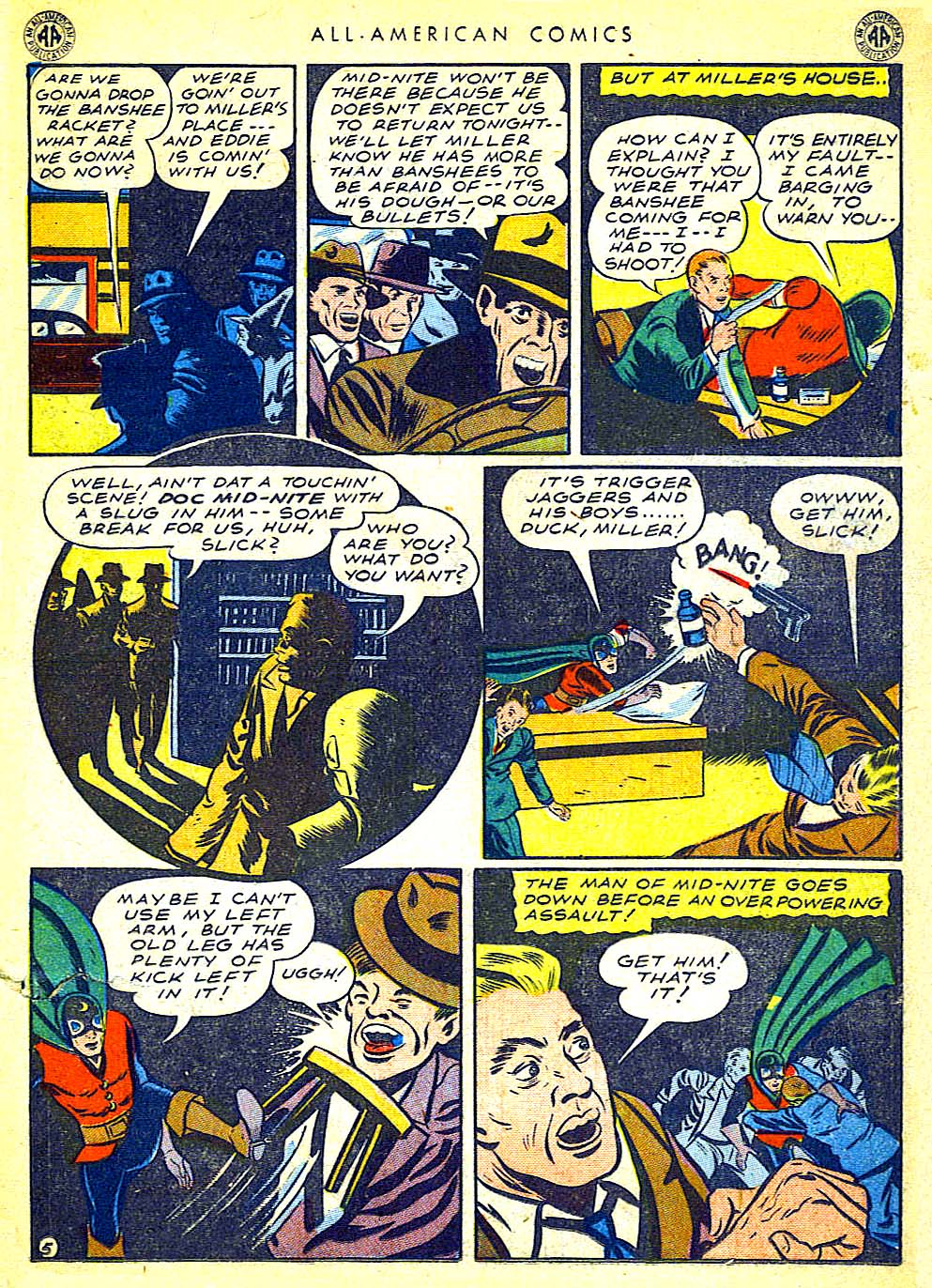 Read online All-American Comics (1939) comic -  Issue #65 - 23