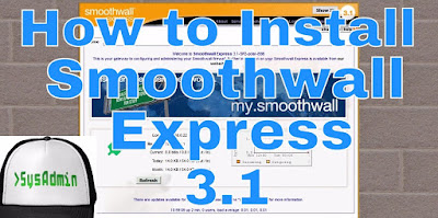 Smoothwall Express 3.1 SP2