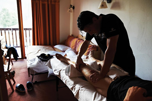 Massage: Confessions of an ex-pro cyclist (Part I)