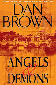 Angels & Demons – Dawn Brown – English Novels