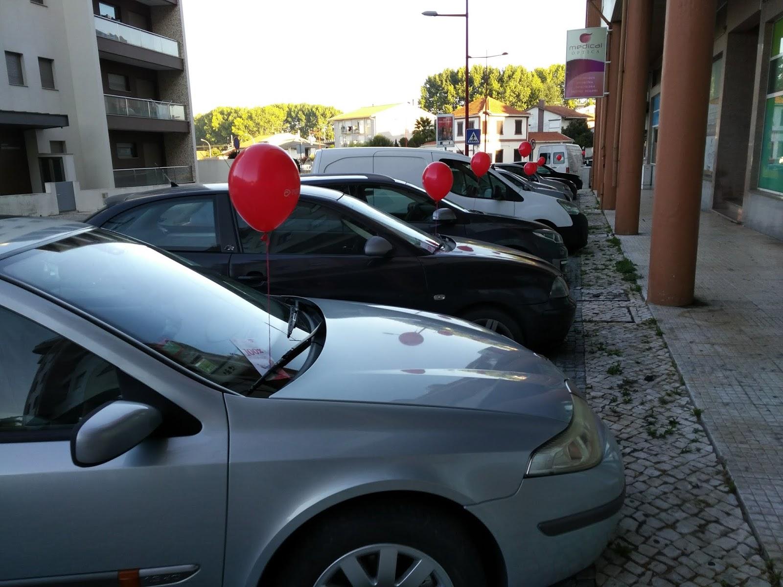 Rua de balões | Troll - Soluções para eventos