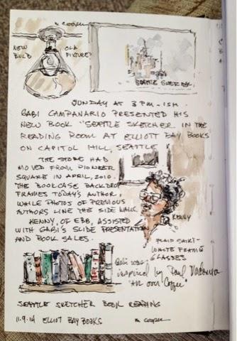 the urban sketching handbook gabriel campanario
