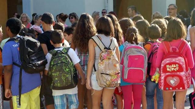 """Βαριές σχολικές τσάντες - τι κινδύνους """"κουβαλάνε"""""""
