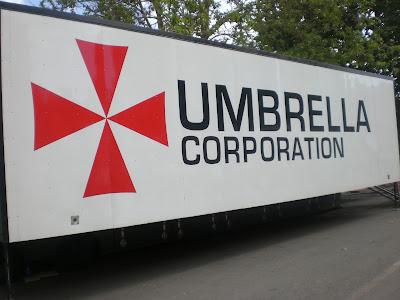 Umbrella Corp. recruiting vehicle: le foto dell'evento di Roma !!!