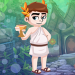 Games4King God of Wine Escape