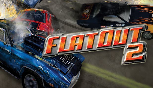 تحميل لعبة FlatOut 2 للكمبيوتر كاملة من ميديا فاير