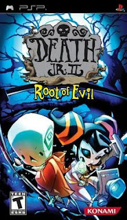 Cheat Death JR: Root Of Evil PSP Lengkap