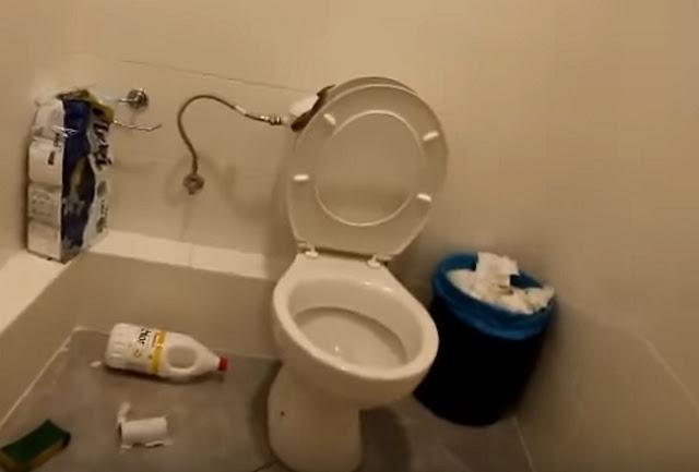 Αγρίνιο: Η τουαλέτα στο πρακτορείο του ΟΠΑΠ έκρυβε αυτές τις εικόνες – Μπήκαν και έπαθαν ΣΟΚ (BINTEO)