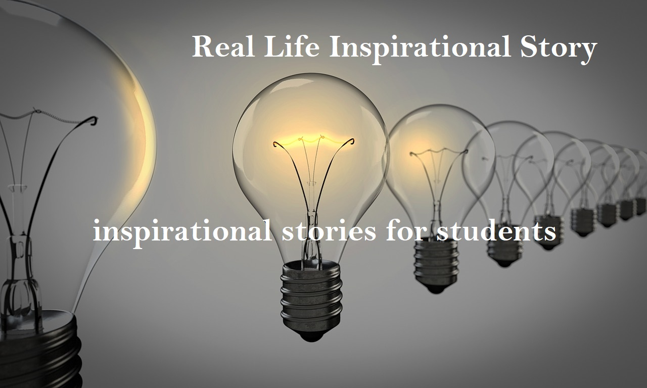 Real Life Inspirational Story | motivational stories | true