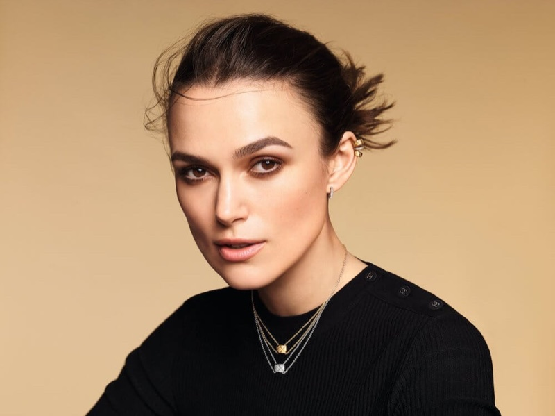 Daily delight: Keira Knightley for Chanel 'Coco Crush'