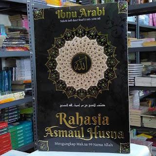 Rahasia Asmaul Husna - Toko Buku Aswaja Surabaya
