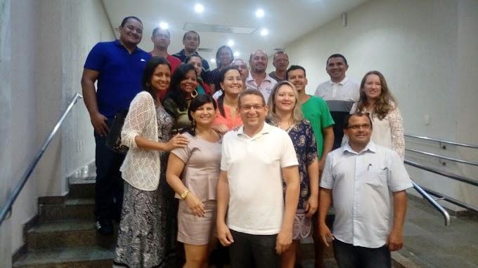 Escolas Estaduais José Francisco Filho de Poço Branco e Francisco de Assis Bittencourt,participam de formação,para implantação da escola de tempo integral.
