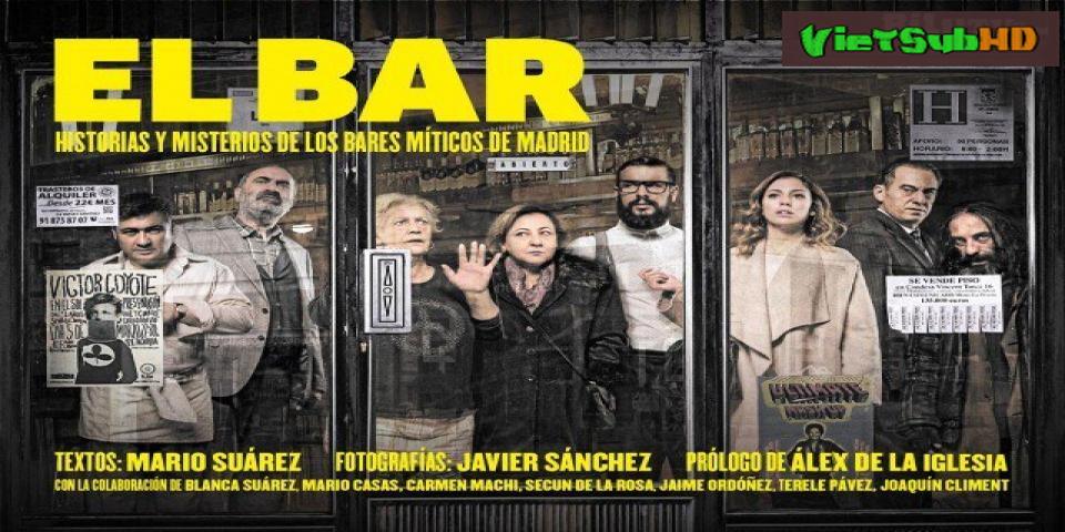 Phim Viên Đạn Bí Ẩn VietSub HD | The Bar 2017