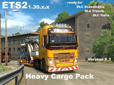 Heavy Cargo Pack 1.30