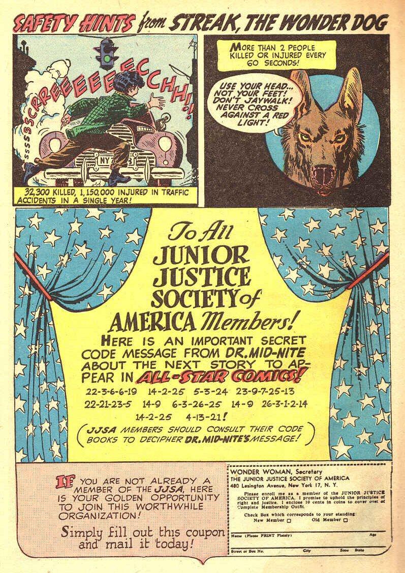Read online All-Star Comics comic -  Issue #46 - 43