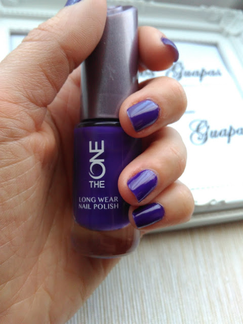 Esmalte Oriflame The One Purple Rain