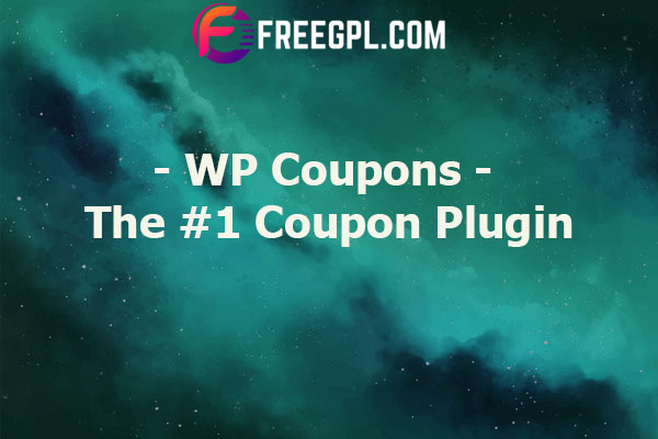 WP Coupons – The #1 Coupon Plugin Nulled Download Free