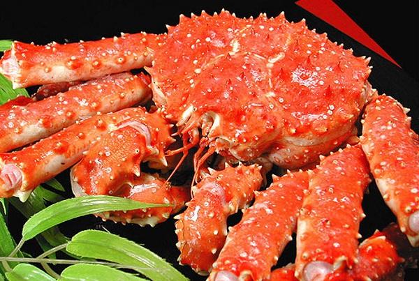 Đặc sản cua huỳnh đế Phú Yên