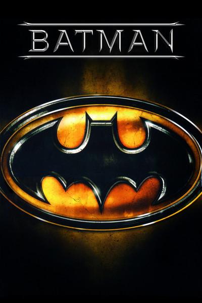 Batman 1989 - Latino - 1080p - Portada