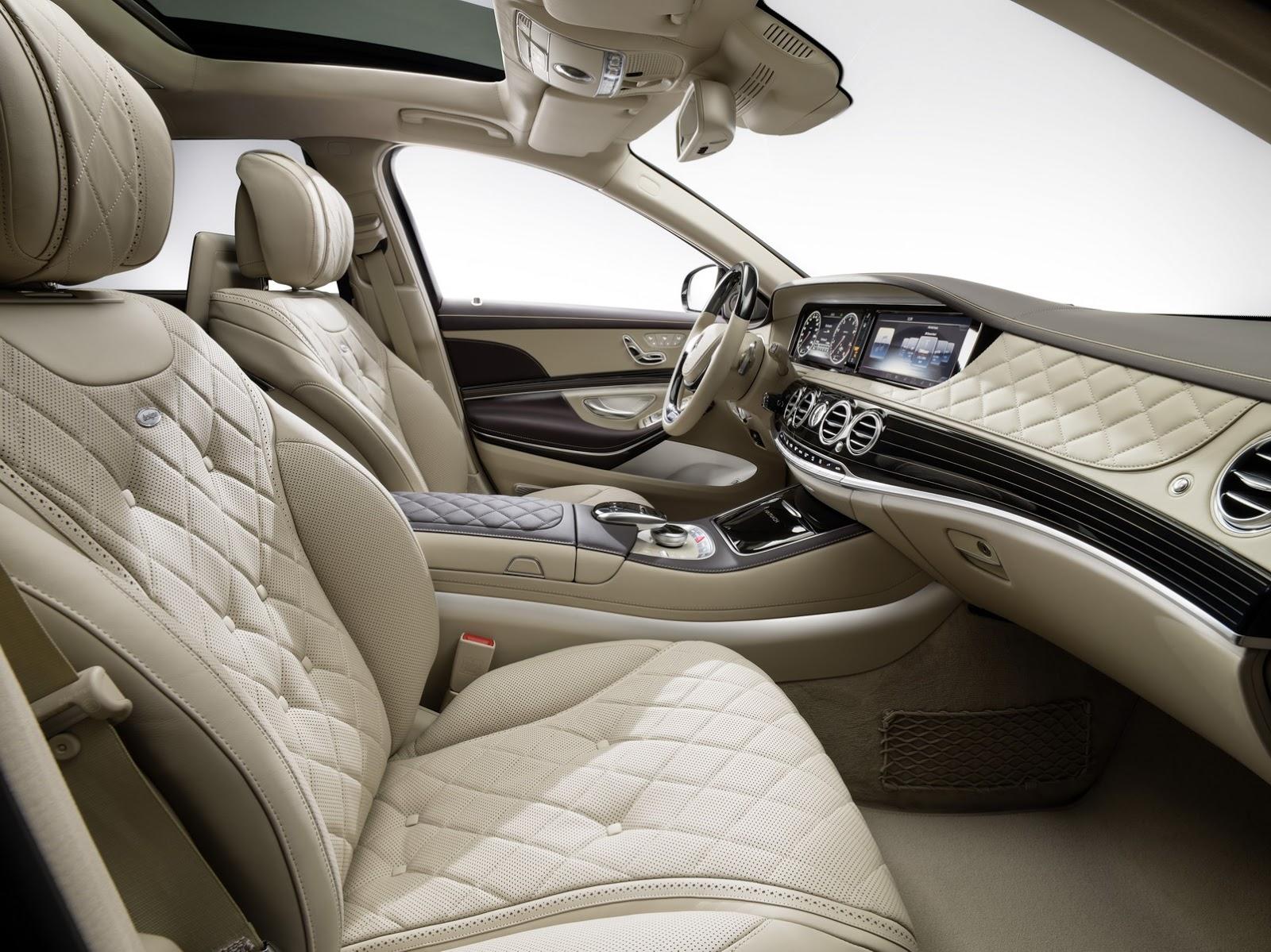Mercedes Benz S-Class sẽ chỉ sử dụng con người trong dây chuyền sản xuất