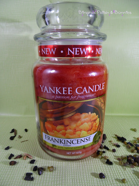 Yankee Candle Frankincense