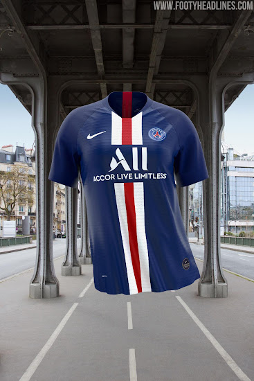 """7b5f4232 """"I have always been a huge fan of Nike, and it's great news that they will  be making PSG kits long into the future,"""