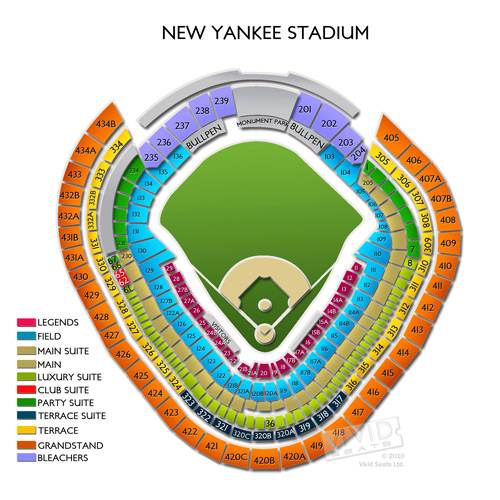 20 Inspirational Metlife Stadium Interactive Seating Chart