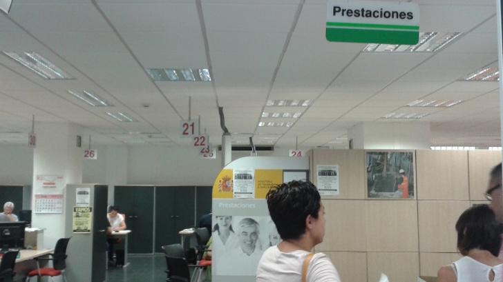 Otros parados menos en la provincia de almer a for Oficina empleo almeria