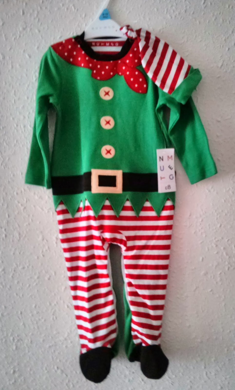 Baby Fancy Dress At Christmas The Tiger Tales Expat
