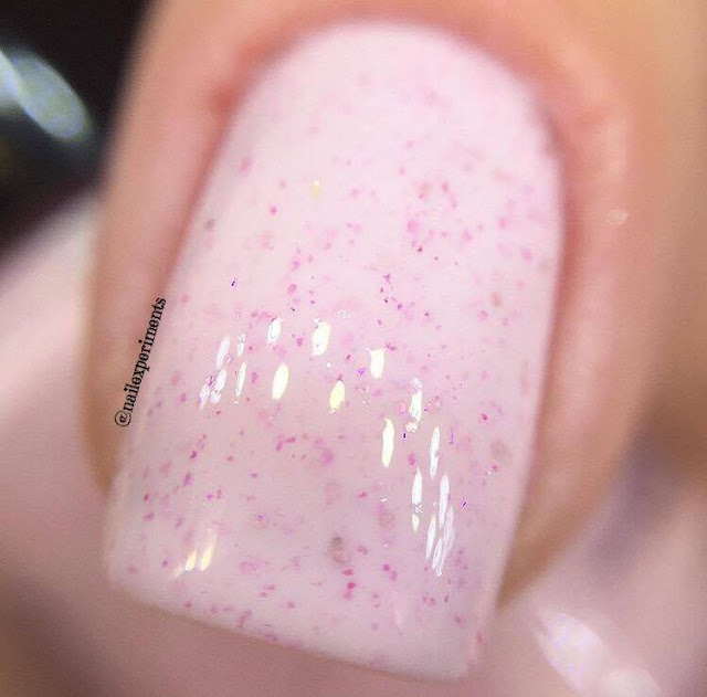 fiendish fancies polish the sugarplum fairy from the cabin fever collection