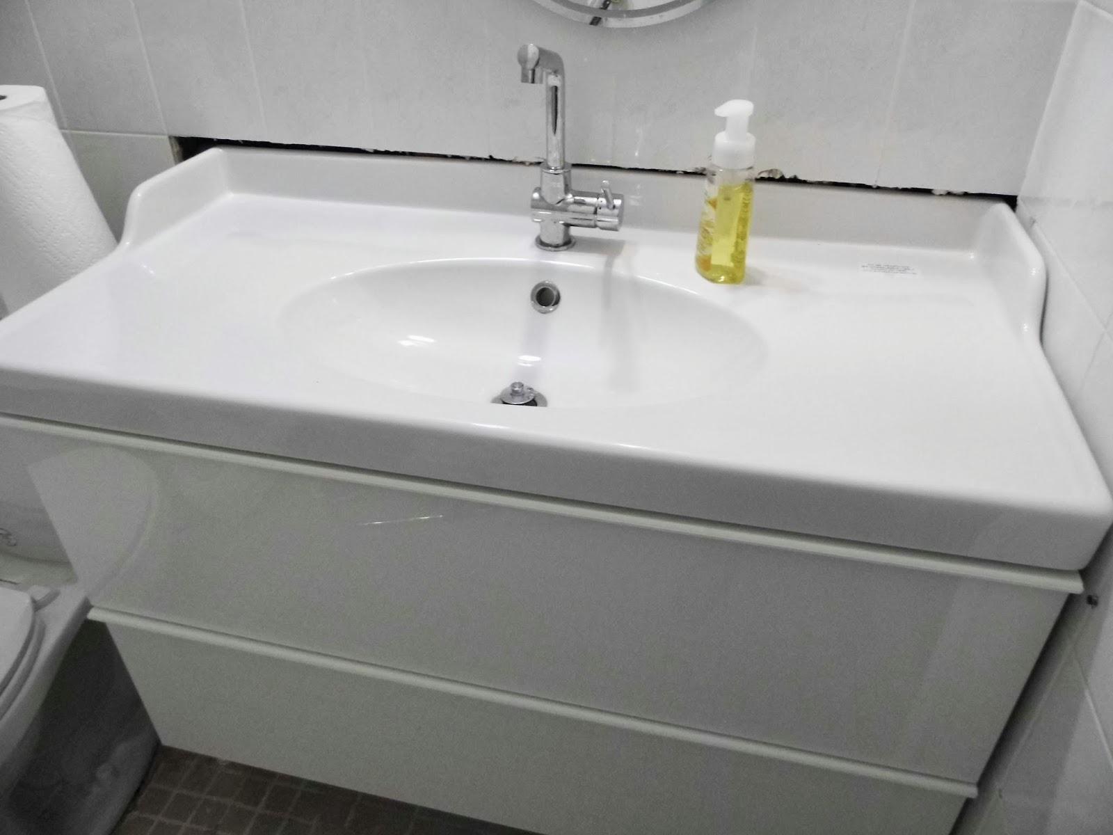 Fresh Coat Of Paint A Sink Ing Feeling