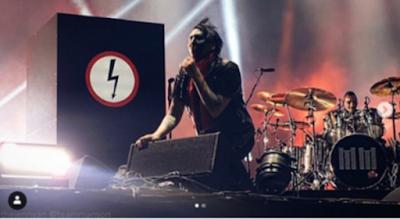 El baterista Gil Sharone dejó la banda de Marilyn Manson.