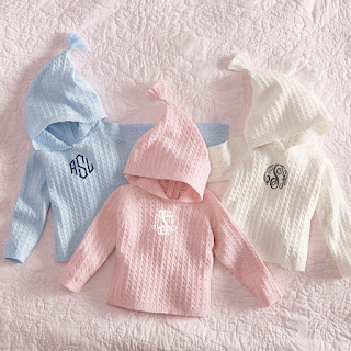 newborn personalized baby hoodies