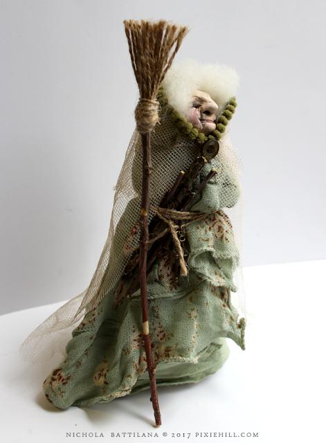 Witchy Poo No. 1 - Nichola Battilana