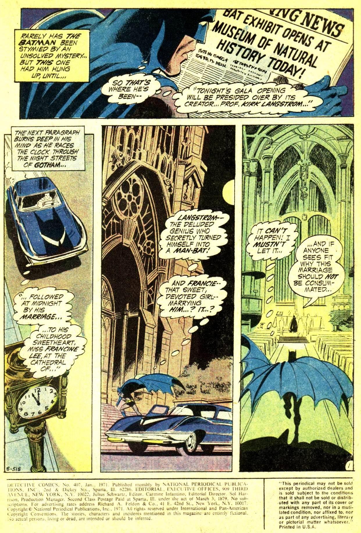 Detective Comics (1937) 407 Page 2