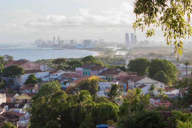 Olinda, capital da cultura e do carnaval