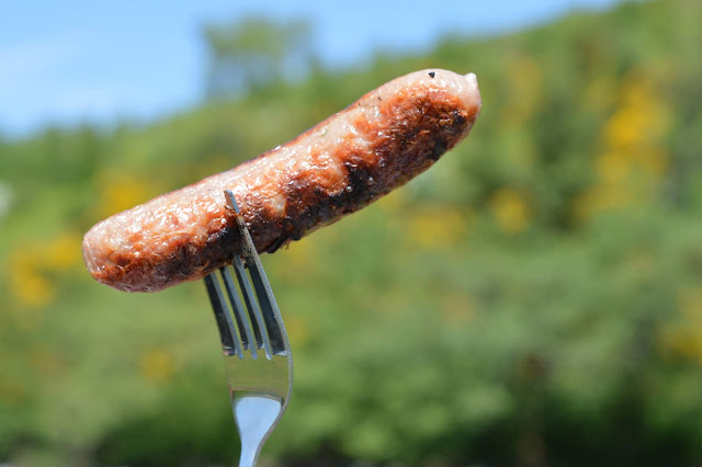 A Family BBQ at Ingram Valley, Northumberland National Park - Nicholsons Butchers BBQ packs
