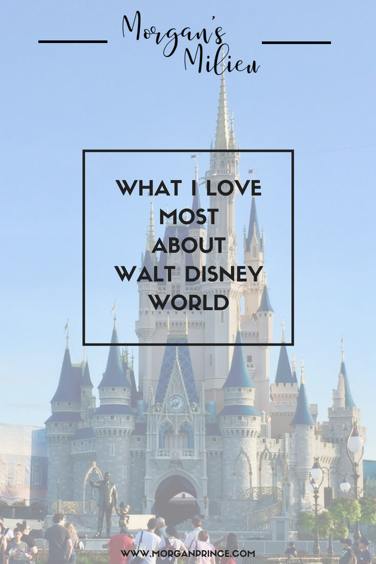 Find out what I love most about Walt Disney World - including food, and entertainment!