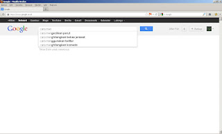 Cara Mencari Keyword Dengan Google Suggestion