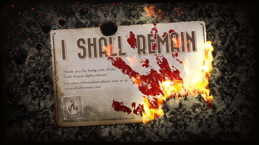 I Shall Remain PC Download Poster