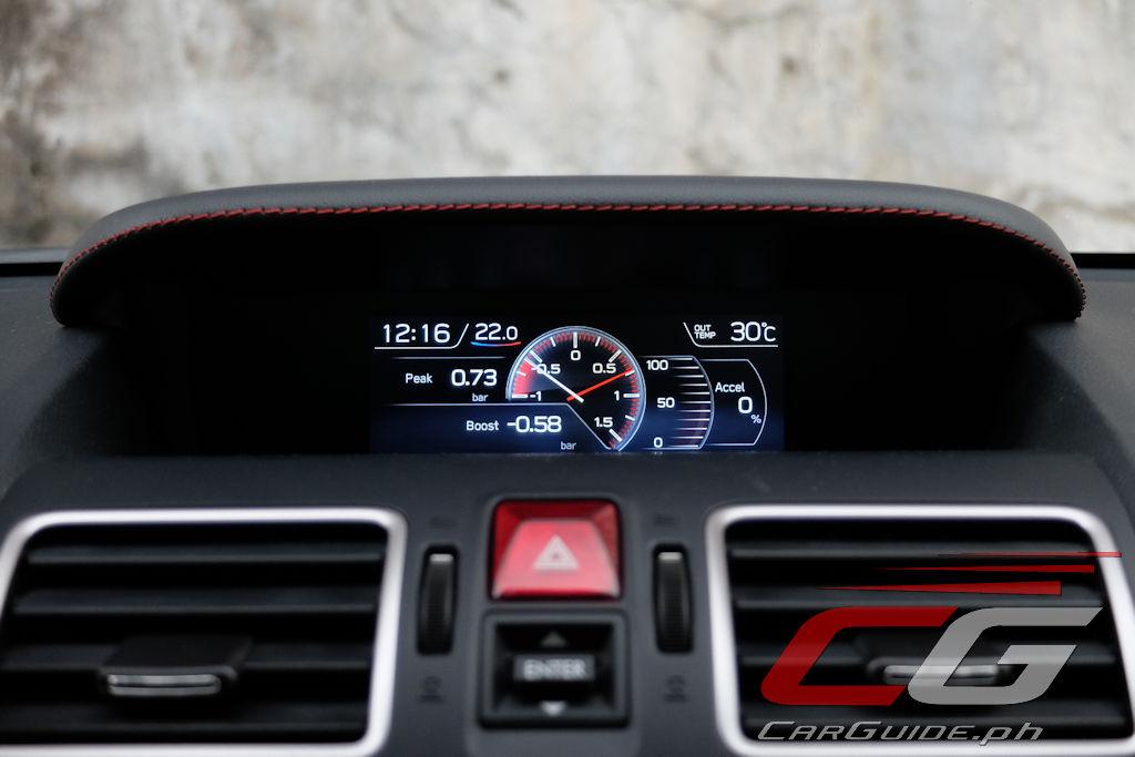 Review: 2018 Subaru WRX 2 0 CVT | Philippine Car News, Car Reviews