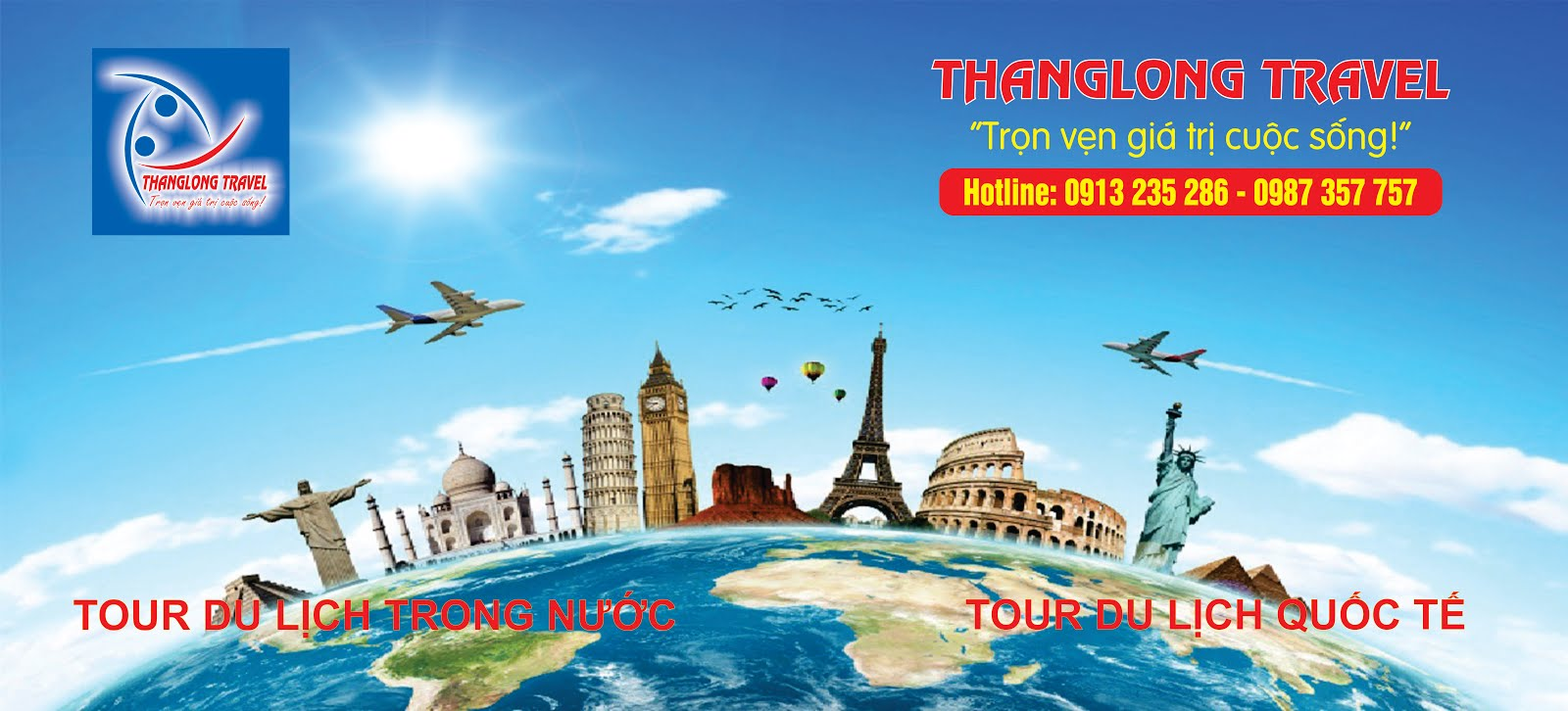 THANGLONG TRAVEL
