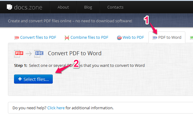 How to Convert PDF to Word : Convert Your Files in 6 Easy Steps