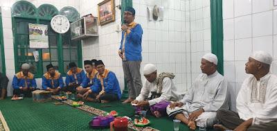 Tingkatkan Ukhuwah Islamiyah, DPD KNPI Batu Bara Safari Ramadhan