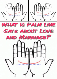 What is Palm Line Says about Love and Marriage?