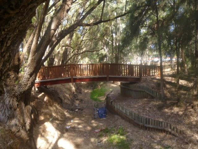 Pitman Park Bridge
