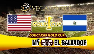 Nhận định bóng đá Mỹ vs El Salvador