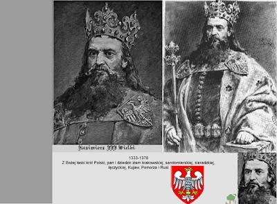 Kazimierz III Wielki, szarość, szary