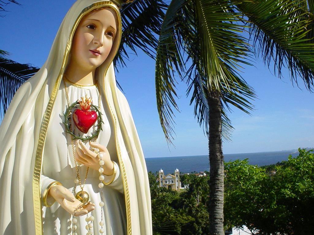 O Mundo Inteiro Espera A Resposta De Maria: Blog Do Crato: O Dia Que Crato Foi Consagrado A Nossa