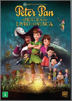 Peter Pan: À Procura do Livro do Nunca Dublado